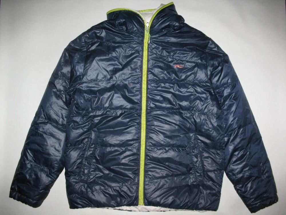 Куртка KJUS spin down jacket (размер XL) - 2