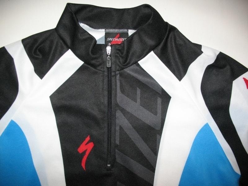 Футболка SPECIALIZED bike jersey  (размер 4-L) - 2