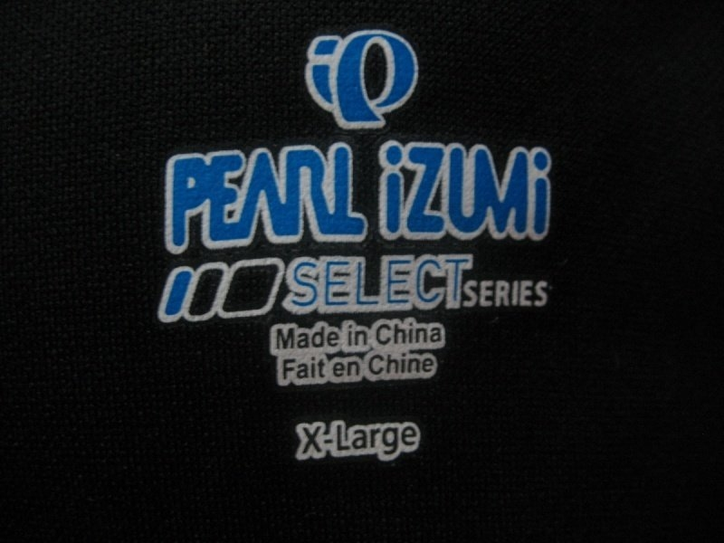 Веломайка PEARL IZUMI attack jersey (размер XL) - 5