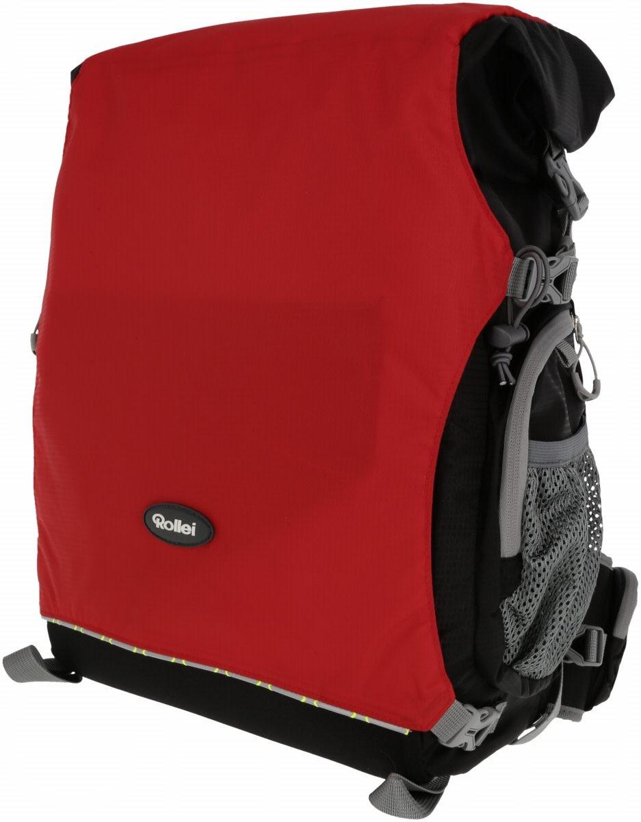 Рюкзак ROLLEI traveler canyon M red - 1