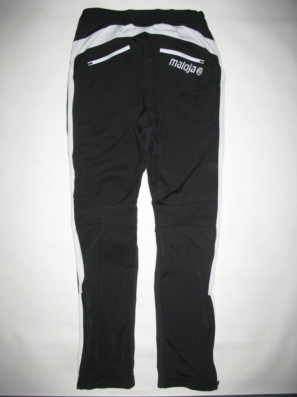 Велобрюки MALOJA sacha softshell pants (размер XL) - 2