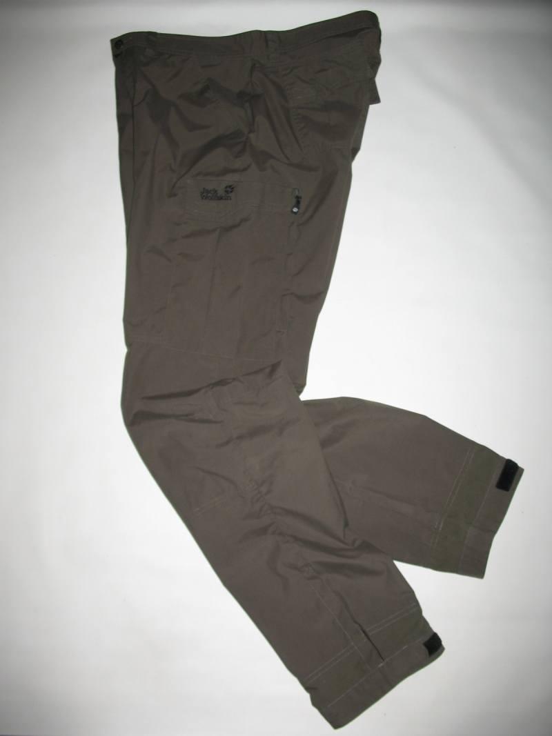 Штаны JACK WOLFSKIN Northpants Nano-Tex (размер 54-XL) - 6