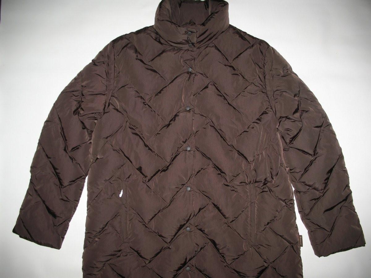Пальто MONCLER down lady (размер 5/XL) - 1