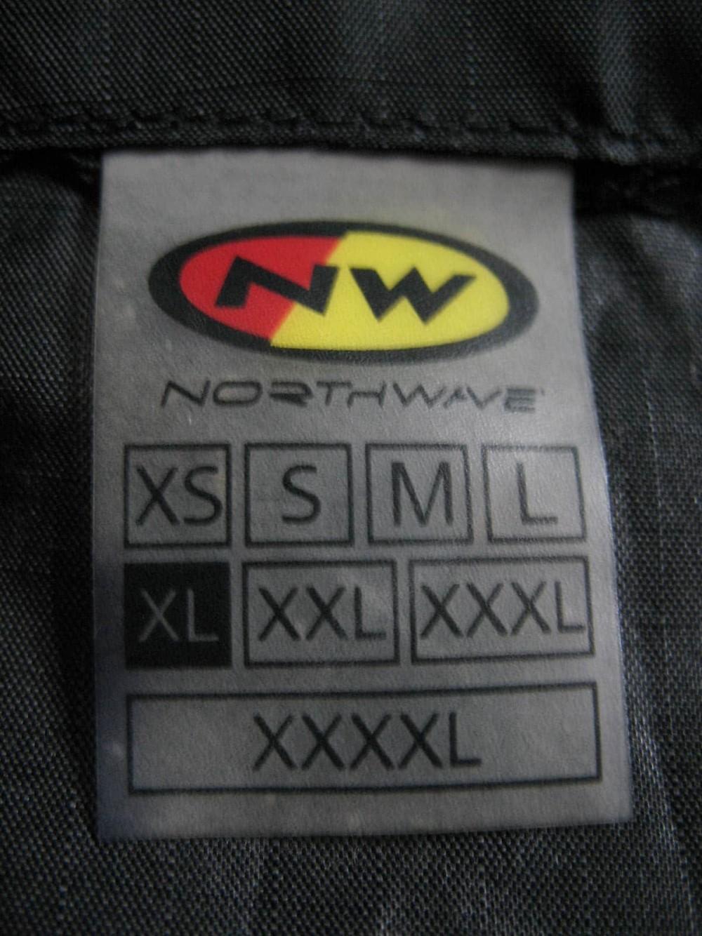 Куртка NORTHWAVE protection bike jacket (размер XL) - 3