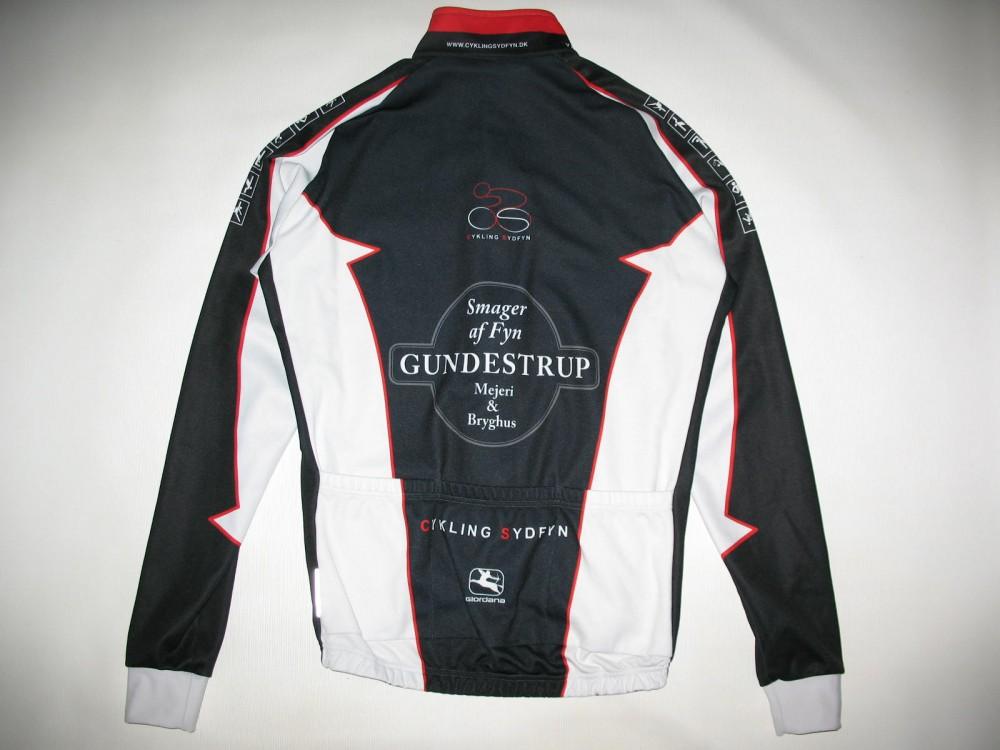Велокуртка GIORDANA design cykler windtex bike jacket (размер M-3-48) - 1