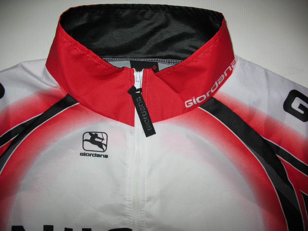 Велокуртка GIORDANA nussli cycling jacket (размер L-4-50) - 1