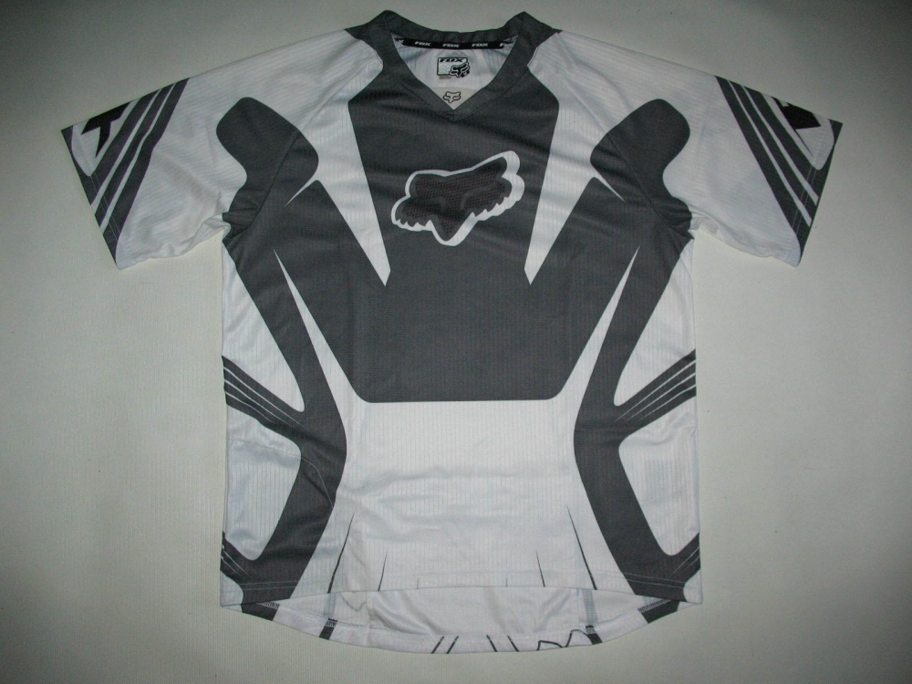 Веломайка FOX racing DH2 jersey (размер M) - 5
