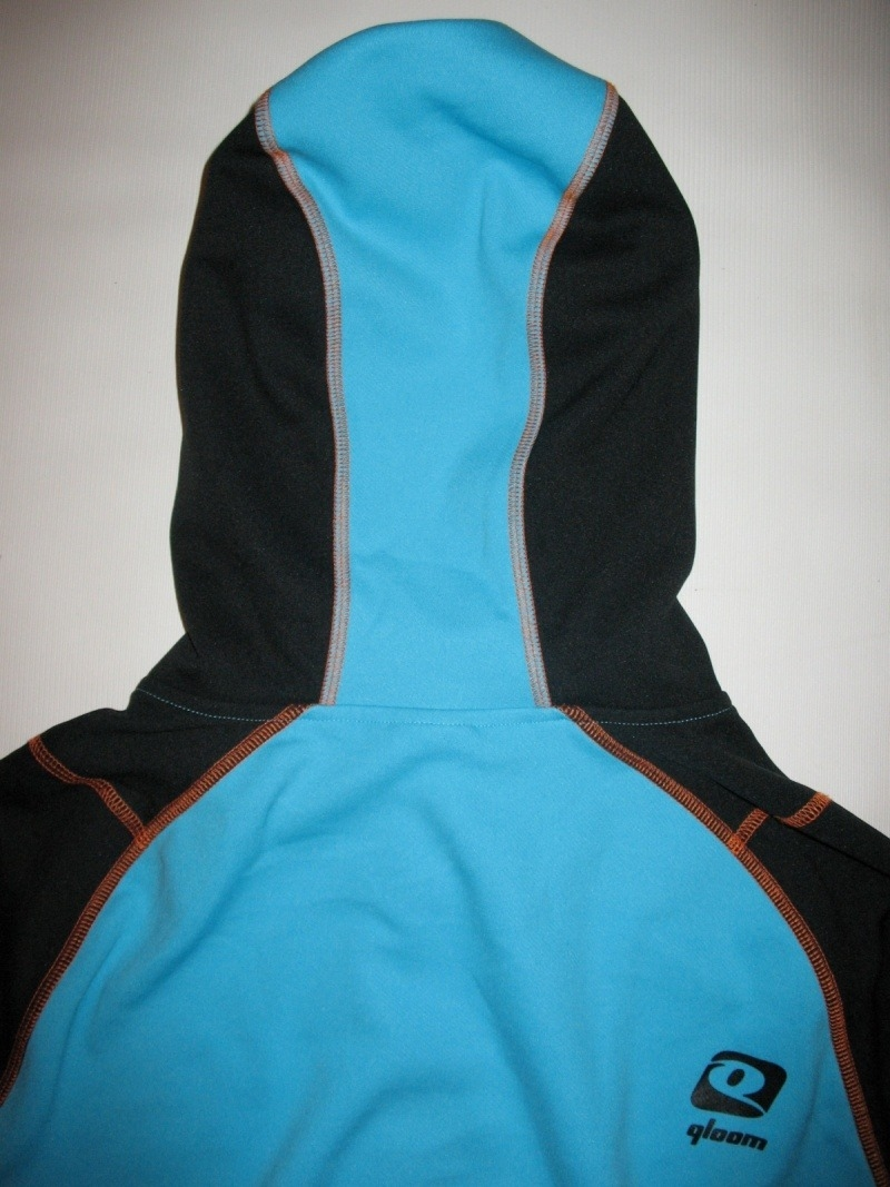 Кофта QLOOM Woodruffe hoodie (размер M) - 12