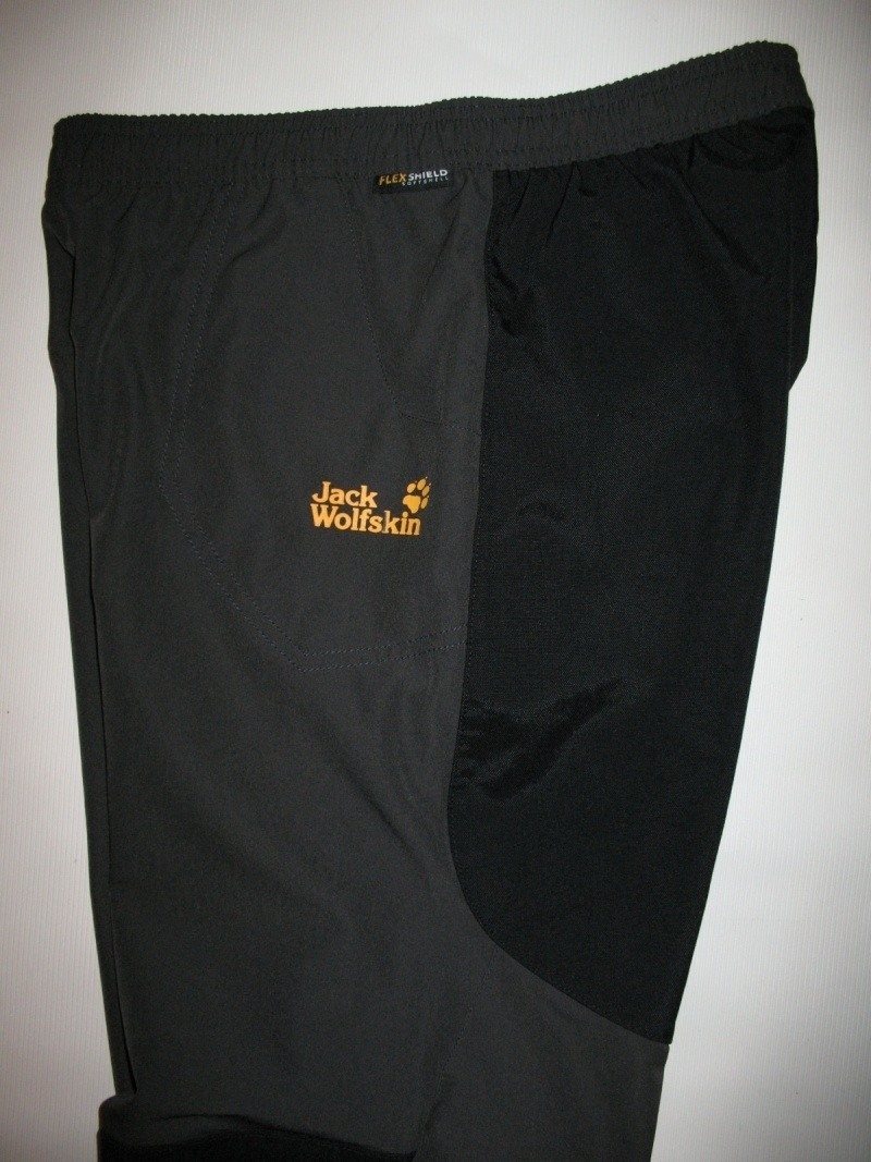 Штаны JACK WOLFSKIN rascal pant kids/unisex  (размер 164 см/взрослый XS/S)) - 10
