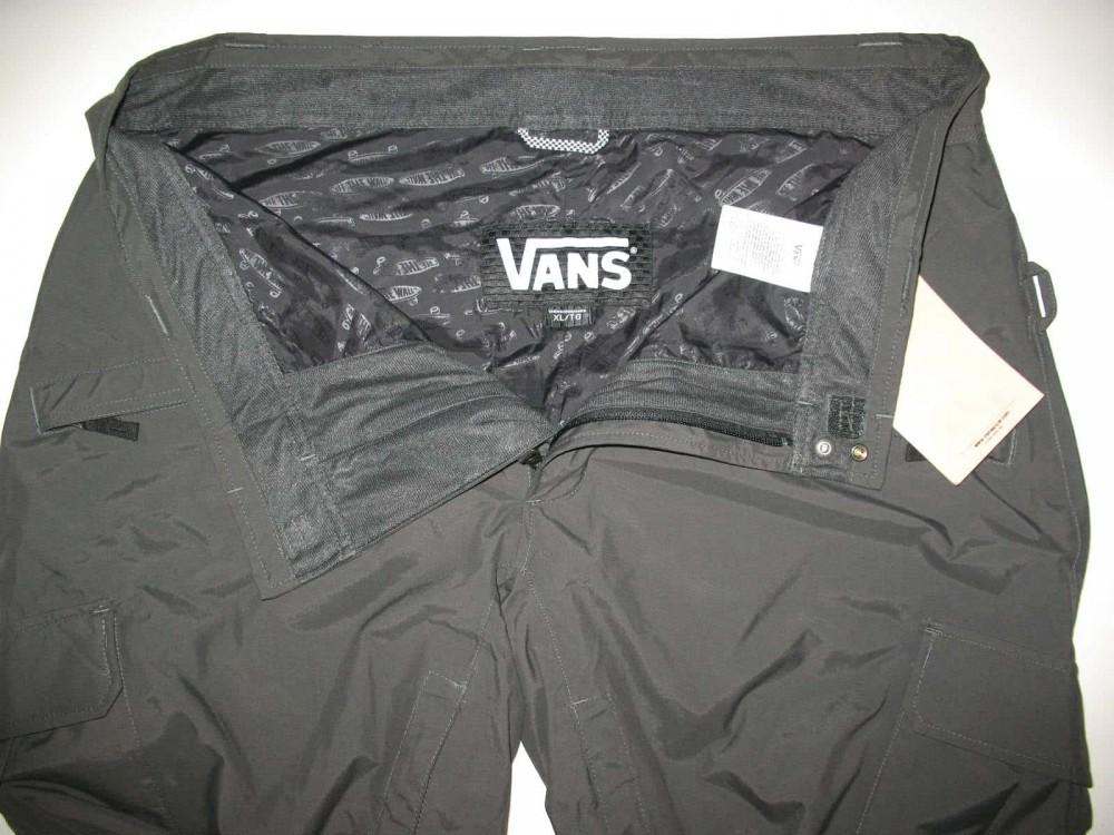 Штаны VANS 10/10 snowboard pants (размер XL) - 8