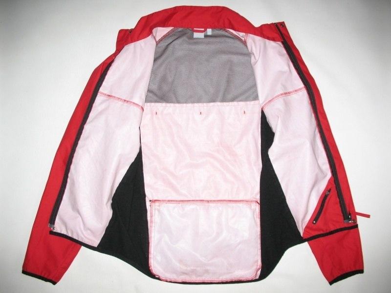 Куртка CRAFT bike/run windstopper jacket (размер L) - 4