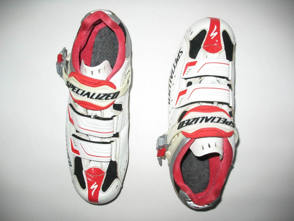 Велотуфли SPECIALIZED road fact carbon sole shoes (размер EU41(на стопу 260 mm)) - 5