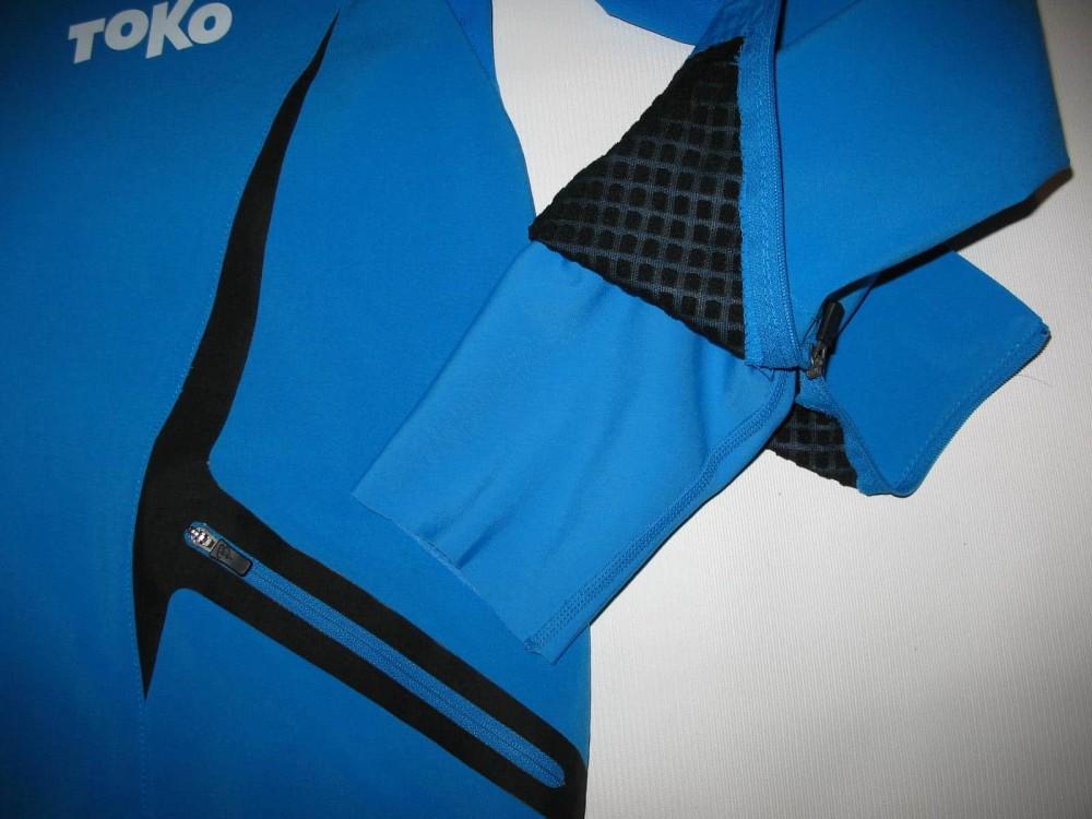 Куртка BJORN DAEHLIE by ODLO toko windproof jacket (размер L/XL) - 6