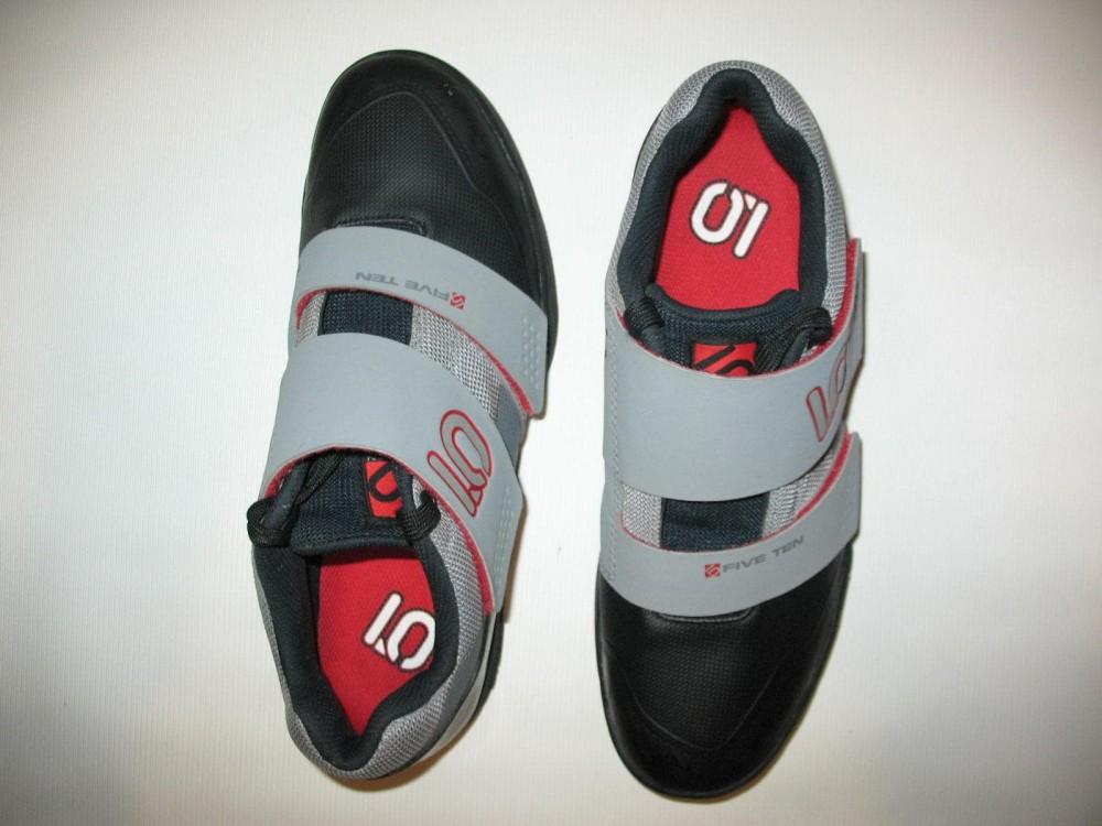 Велотуфли 5.10(Five Ten) maltese falcon LT clipless shoes (размер US10/UK9/EU43(на стопу до   280 mm)) - 4