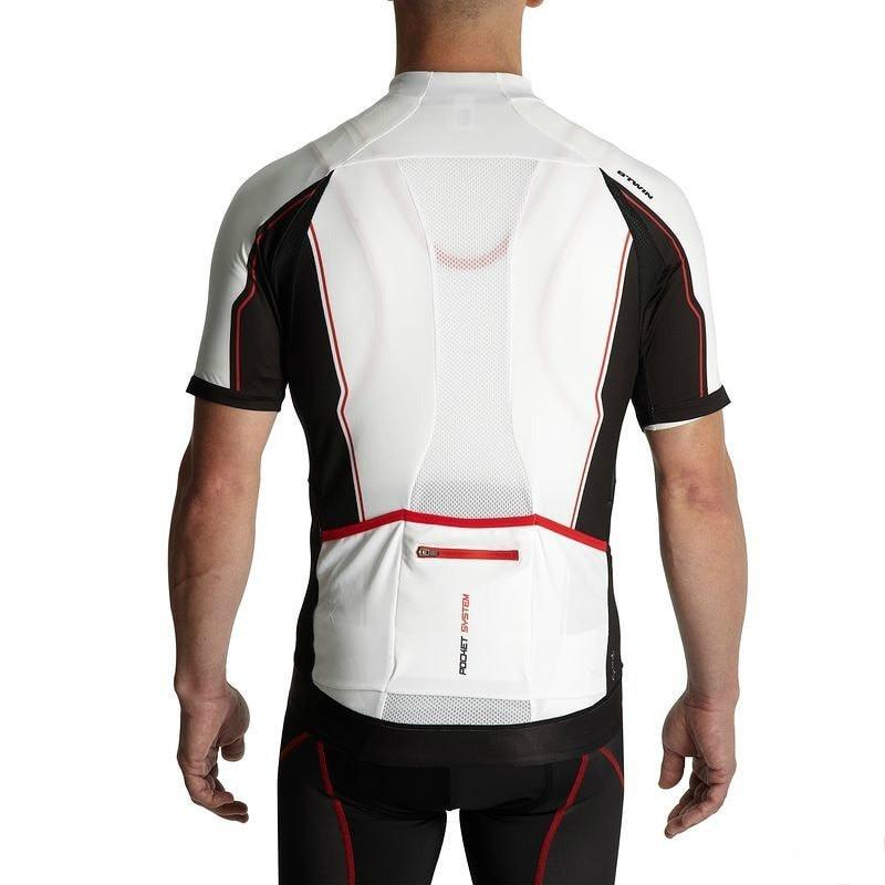 Велокомплект BTWIN 700 jersey+bib shorts (размер M) - 2