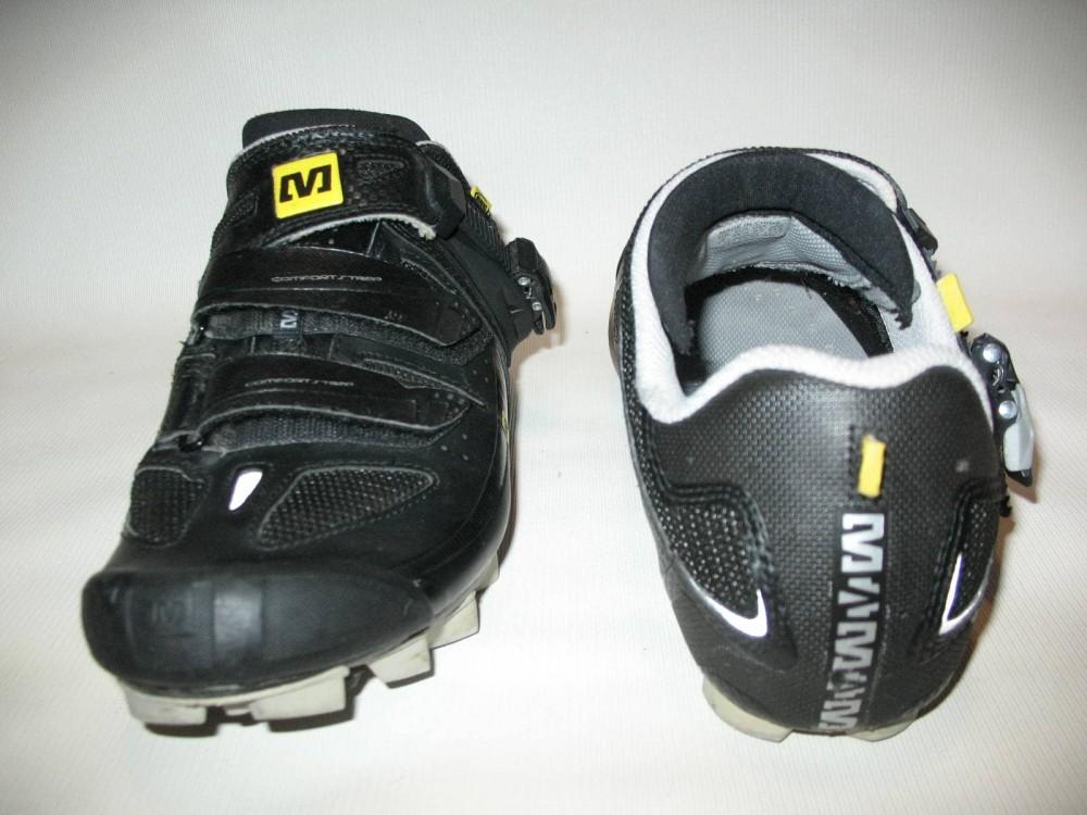 Велотуфли MAVIC rush mtb shoes (размер US9/UK9,5/EU43,5(на стопу до 275 mm)) - 6
