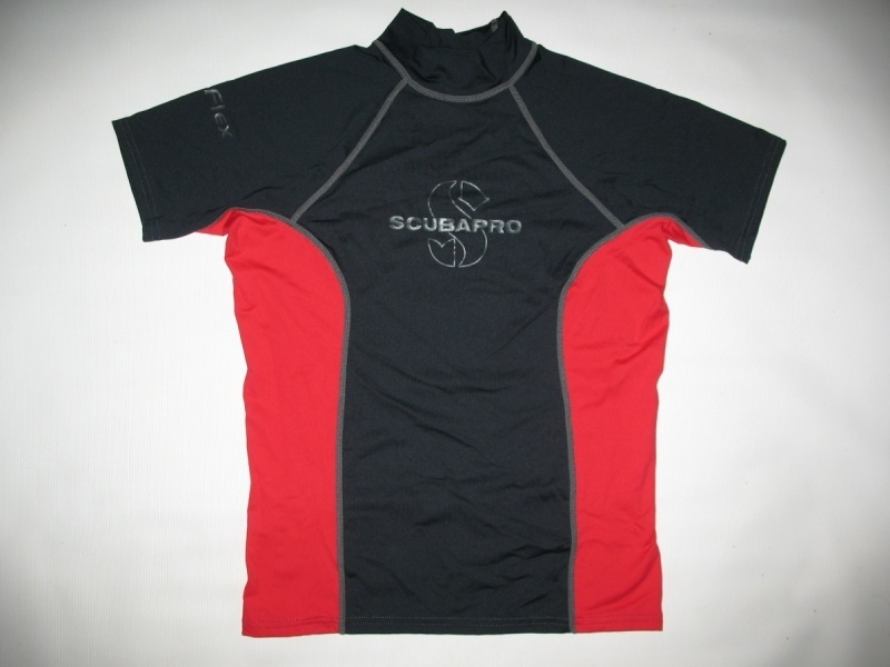 Футболка SCUBAPRO t-flex watersport rashguard (размер L) - 1