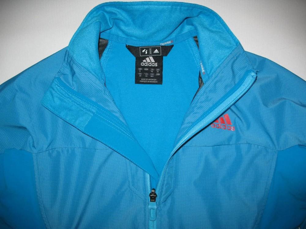 Куртка ADIDAS terrex hybrid windstopper jacket lady (размер 12-L/M) - 4