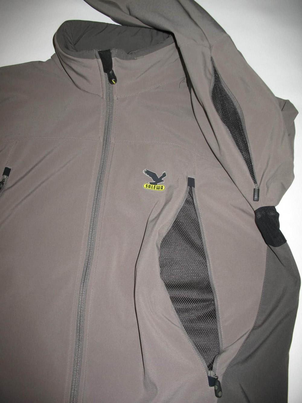 SALEWA softshell alpine extreme jacket (размер 54/XXL) - 6
