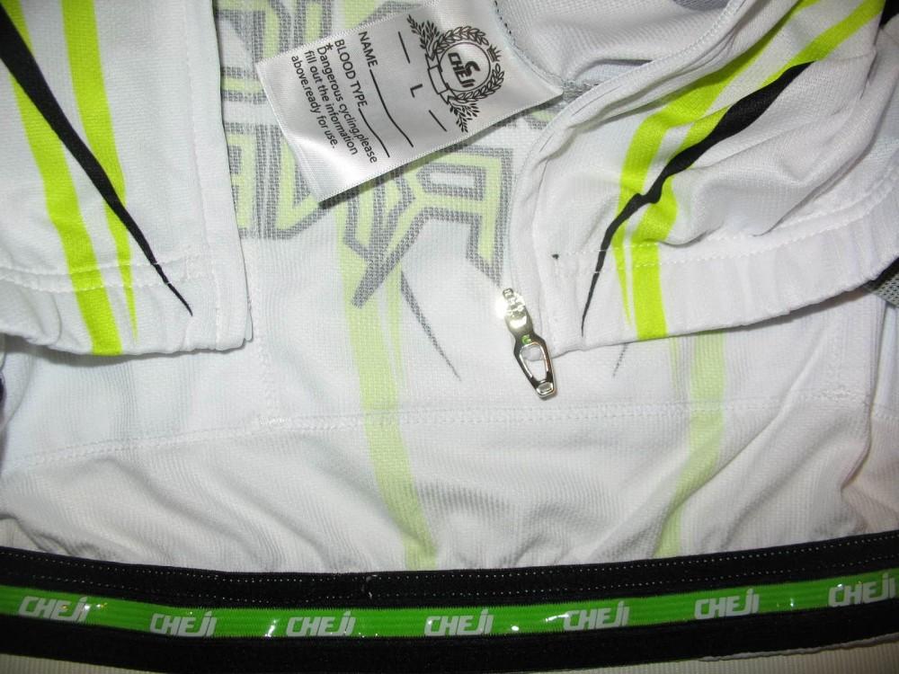 Велокомплект CHEJI violence hornet jersey+shorts (размер L(реально М(на +-180 см))) - 10