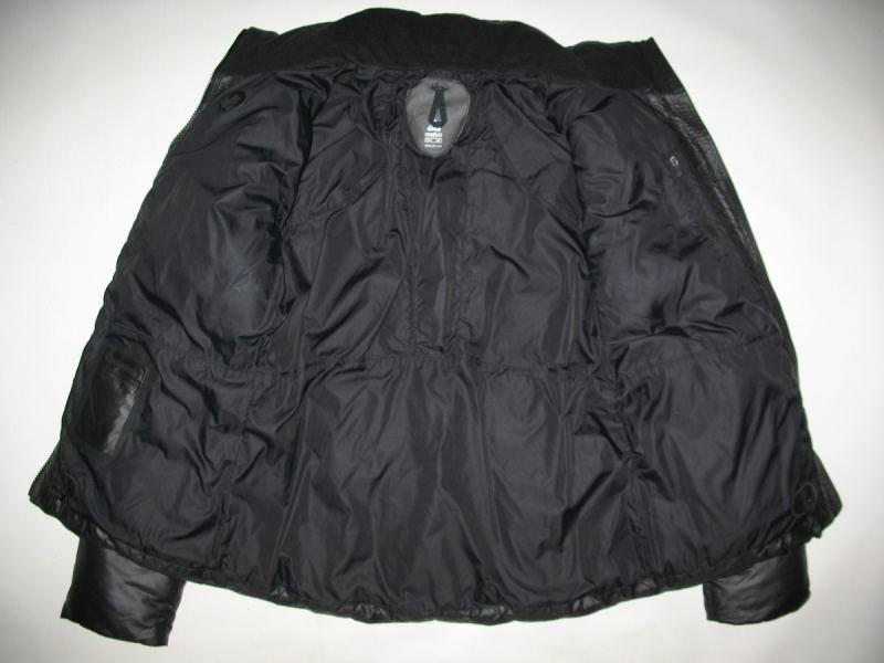 Куртка ODLO cocoon jacket lady  (размер XS/реально S/M) - 5