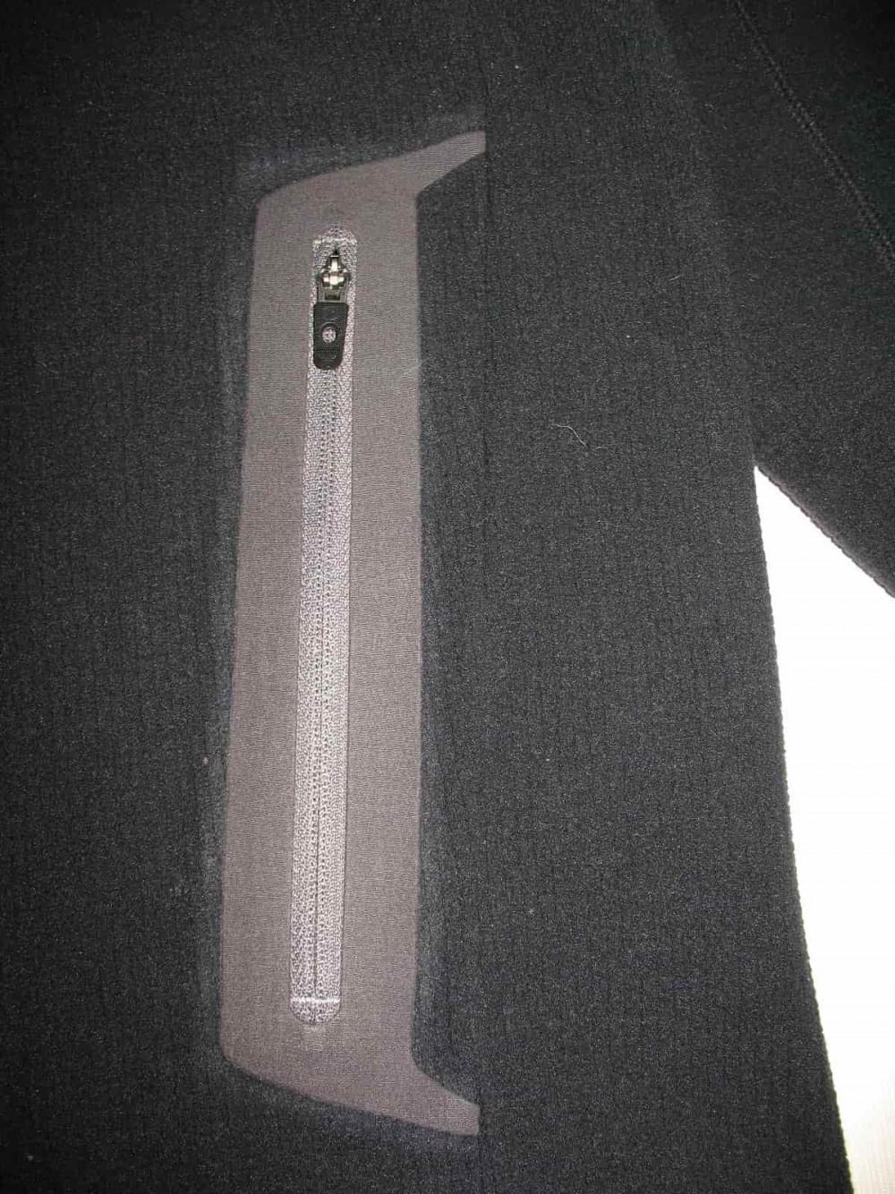 Куртка MARMOT alpinist tech fleece jacket (размер M) - 6