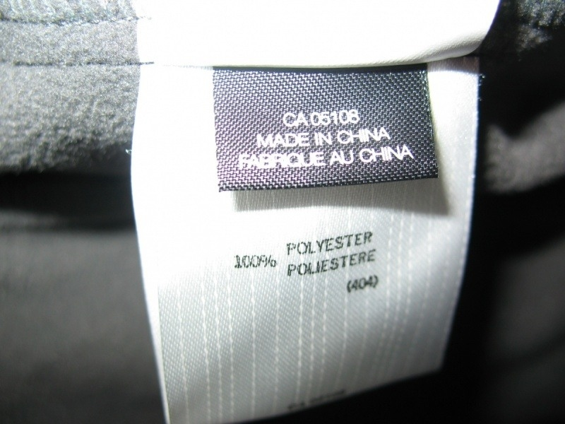 Куртка DESCENTE swissski team softshell B (размер 48/M) - 8