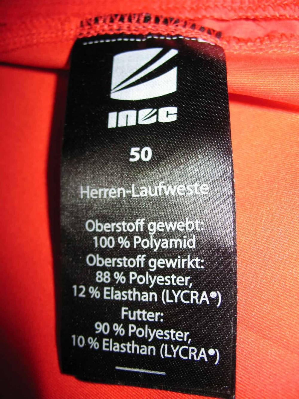 Жилет INOC windstopper vest (размер 50/L) - 4