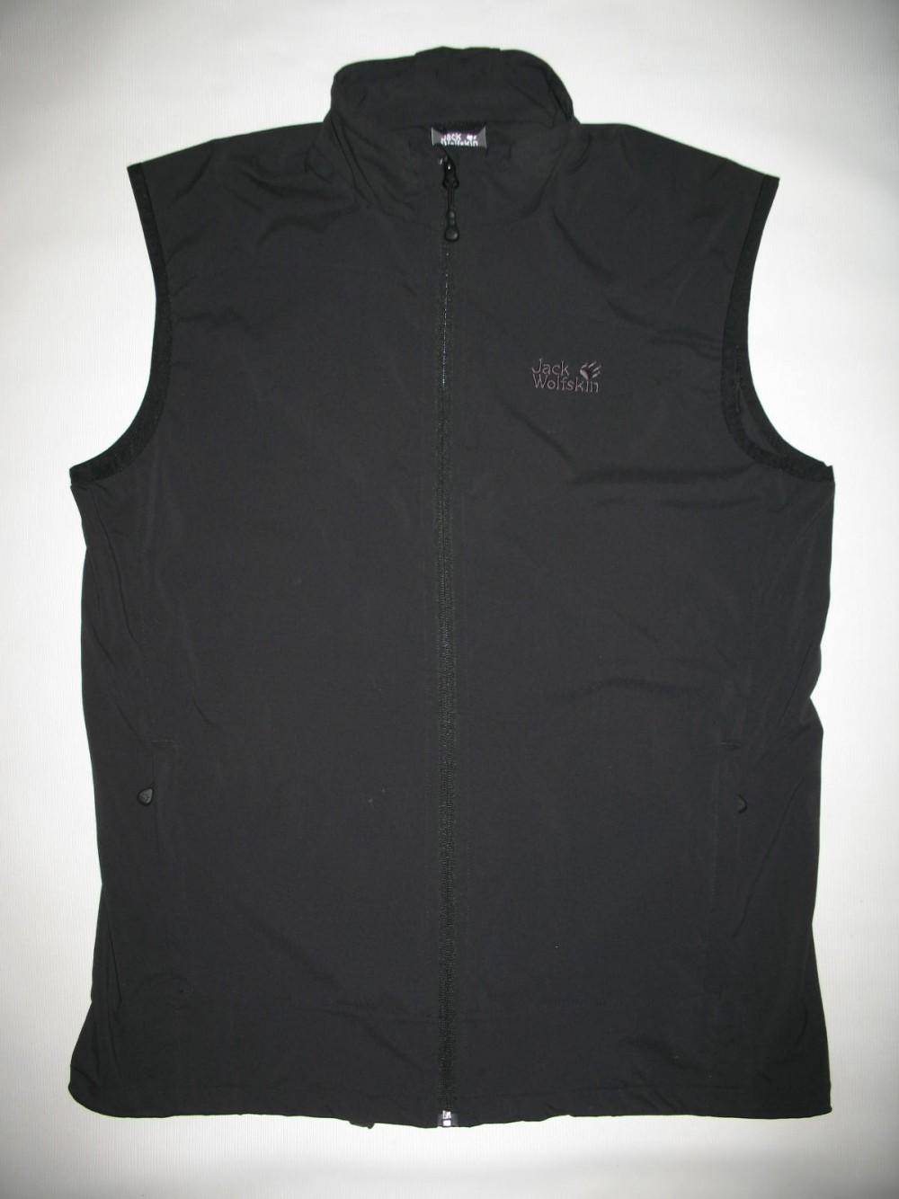 Жилет JACK WOLFSKIN activate softshell vest (размер XL) - 1