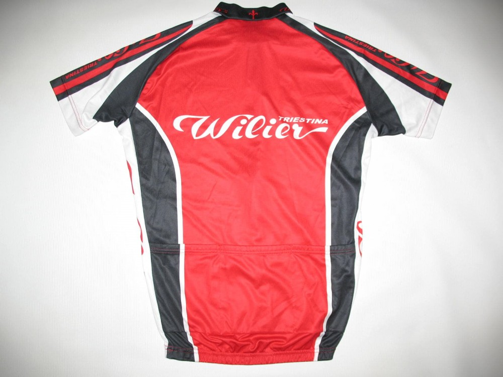 Веломайка WILIER cycling jersey (размер L) - 1
