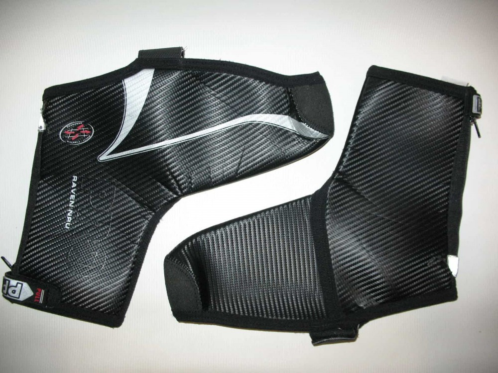 Велобахилы PRO raven NPU boot covers (размер 38-41) - 2
