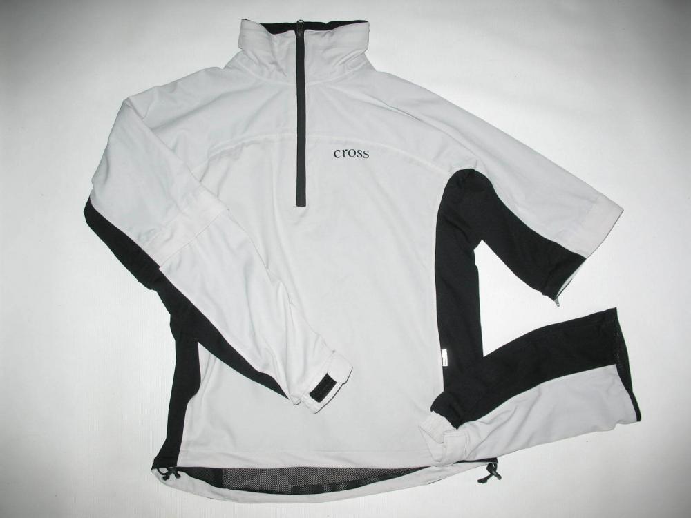 Куртка CROSS ftx anorak jacket (размер S/M) - 2