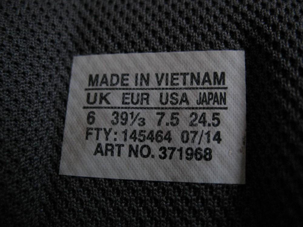 Кроссовки SALOMON gtx boots lady (размер US7,5/UK6/EU39,5(на стопу до 245 mm)) - 6