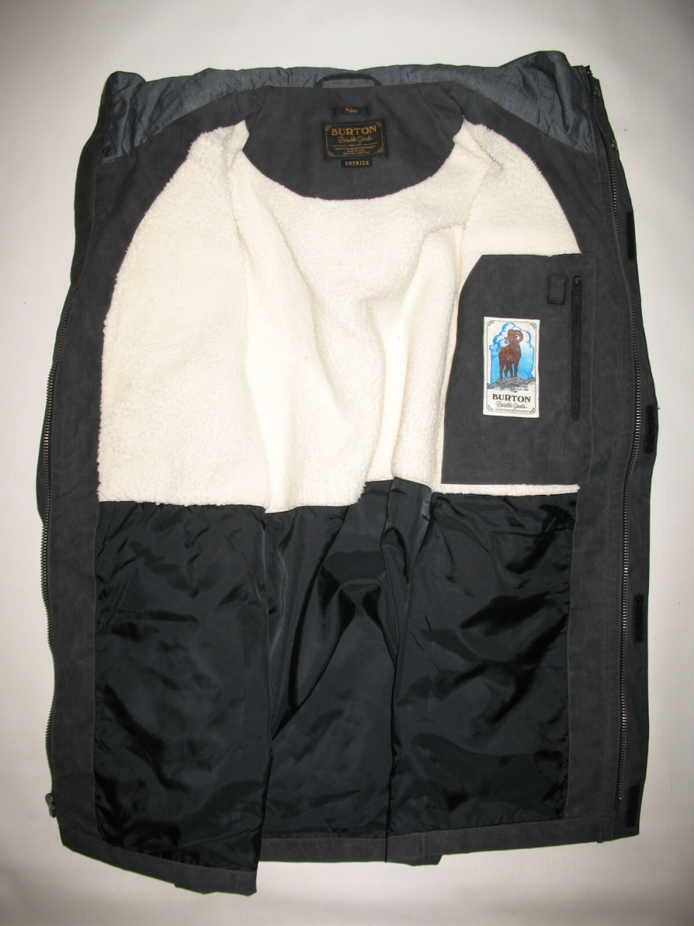 Куртка BURTON mb match jacket (размер L) - 9