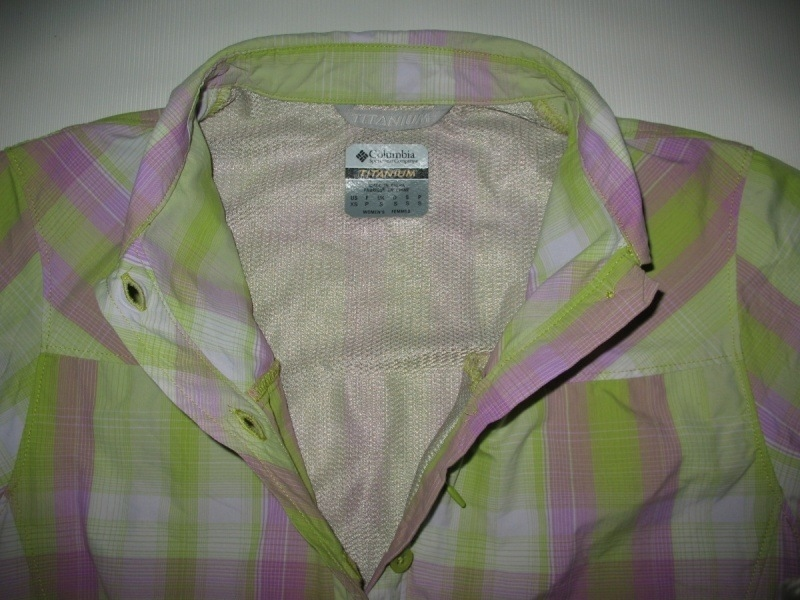 Рубашка COLUMBIA titanium shirt lady (размер XS/S) - 4