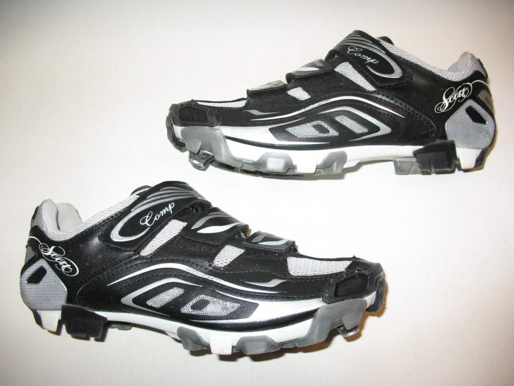 Велотуфли SCOTT comp mtb shoes lady (размер UK4.5/US6/EU37(на стопу 235 mm)) - 3