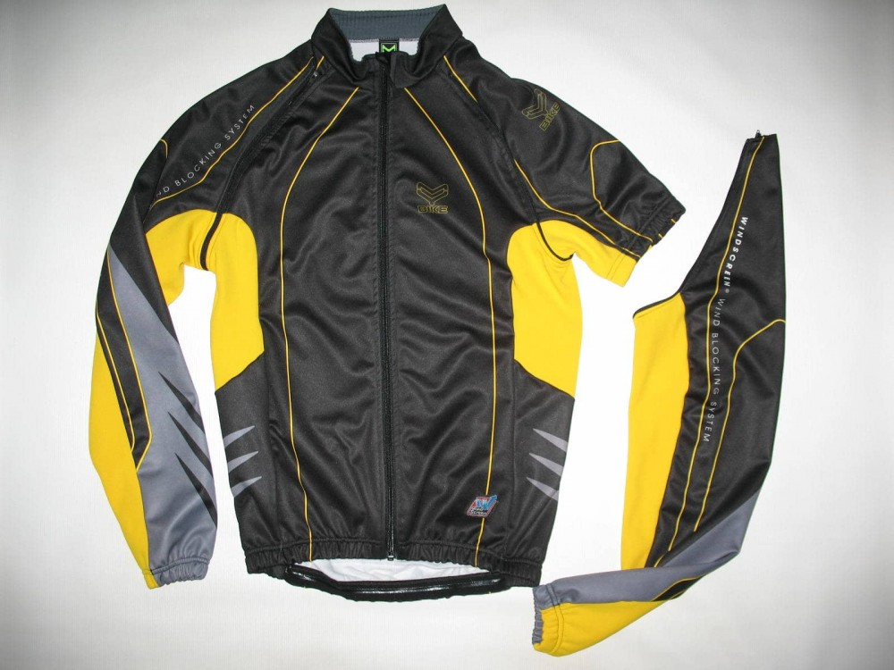 Велокуртка MYbike windscreen 2in1 cycling jacket (размер L) - 2