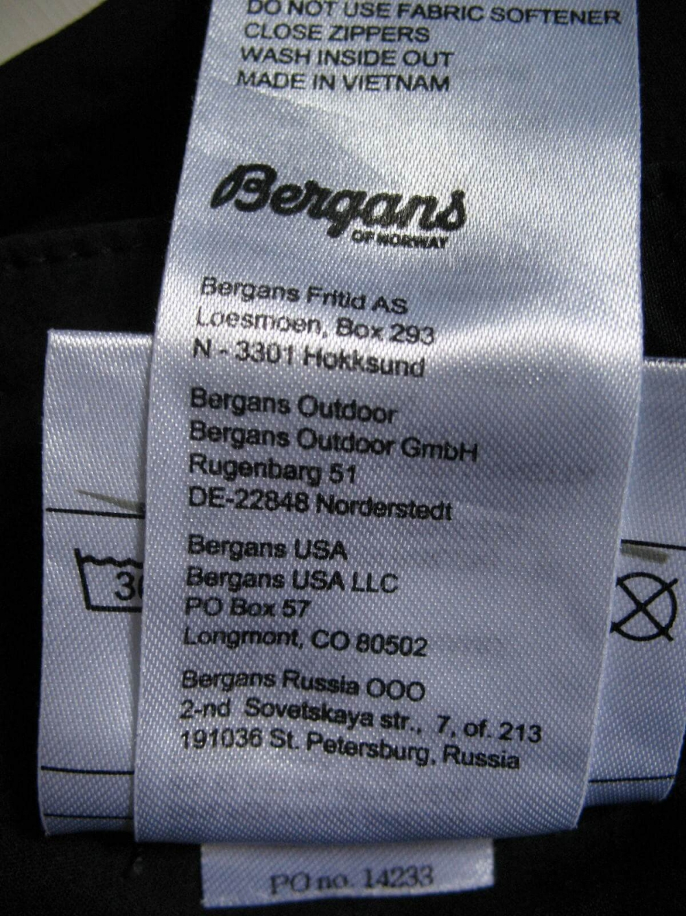 Шорты BERGANS utne pirate pants (размер L) - 9