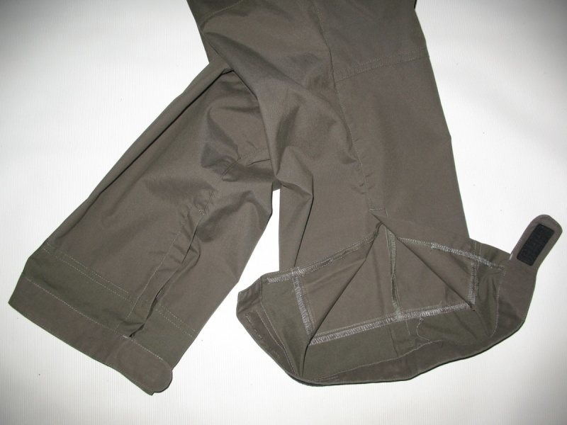 Штаны JACK WOLFSKIN Northpants Nano-Tex (размер 54-XL) - 12