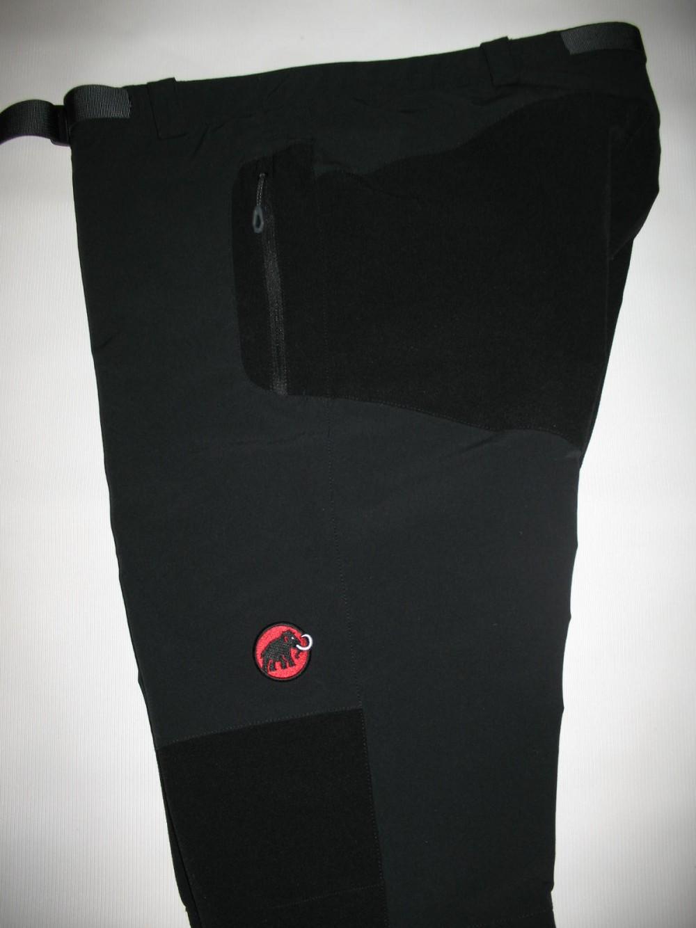 Штаны MAMMUT courmayeur SO pants (размер 50/L) - 9