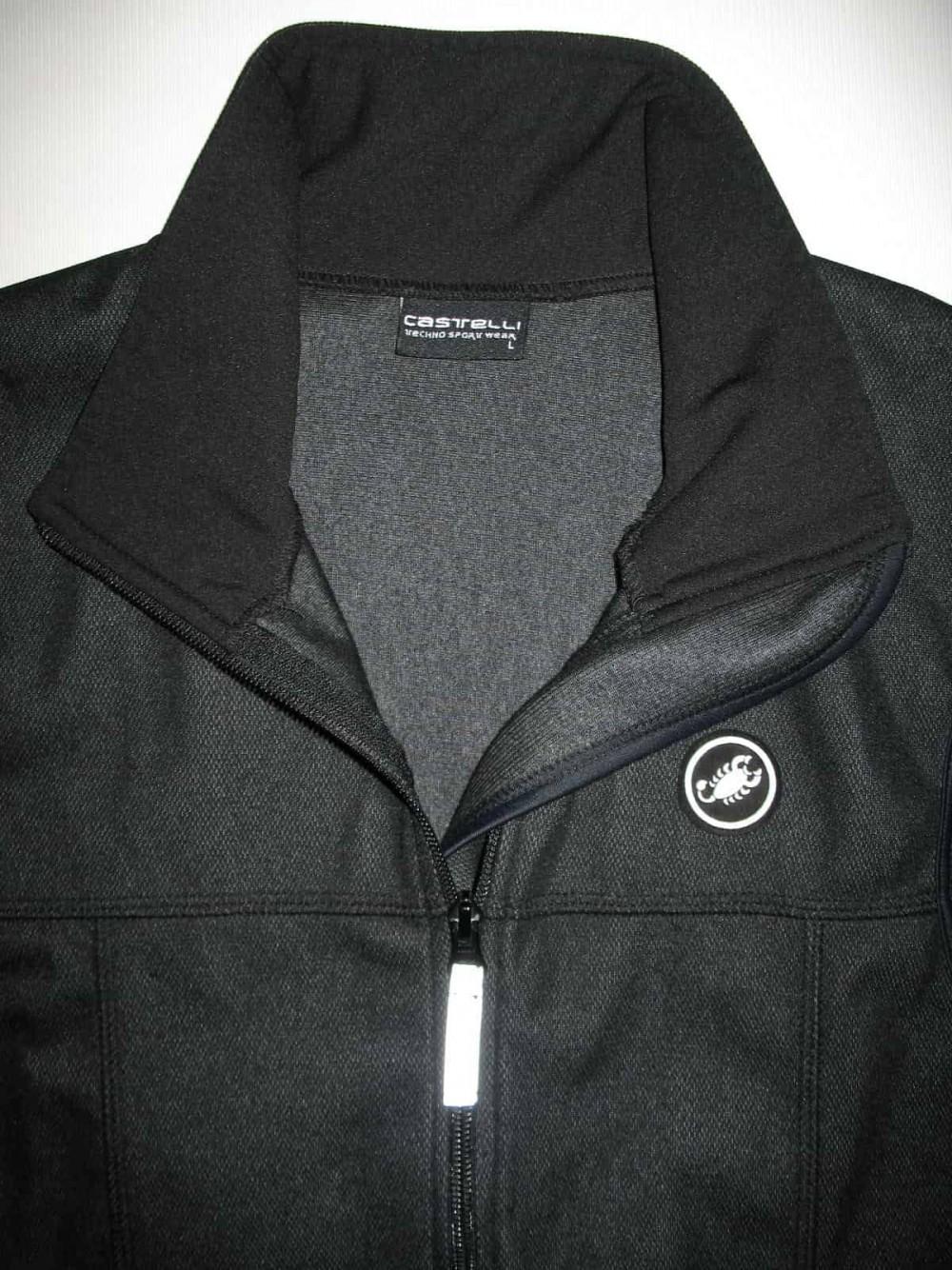 Жилет CASTELLI windstopper vest (размер L) - 2