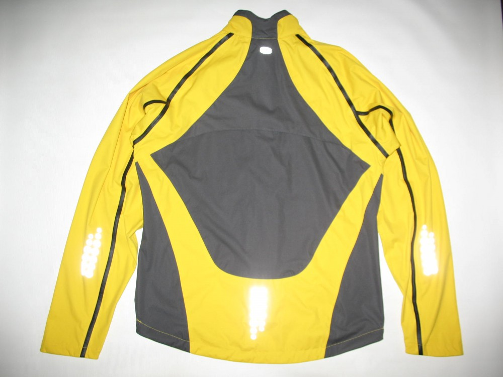 Куртка SUGOI thermowear rain light bike/run jacket (размер L) - 1