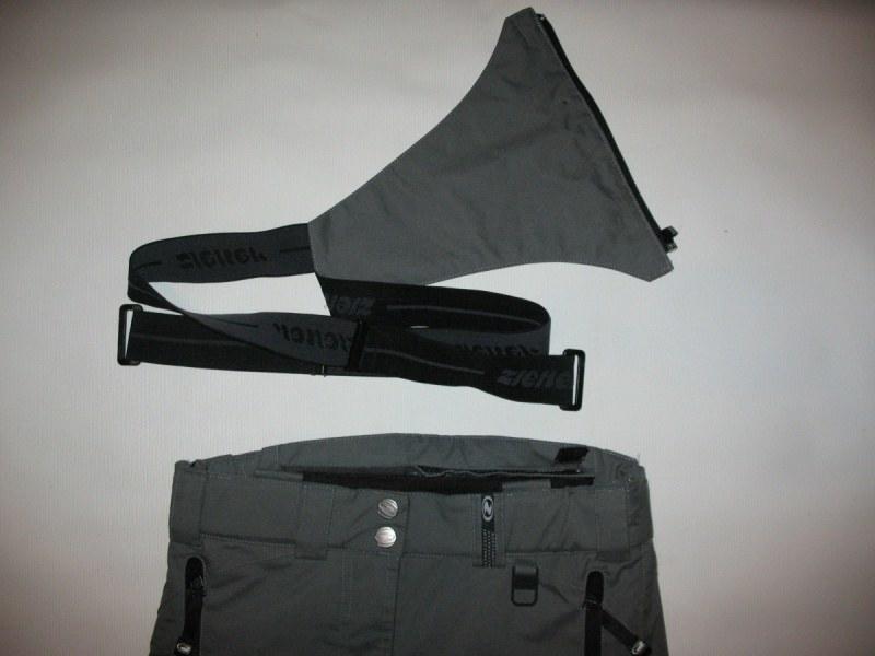 Штаны ZIENER onyx pants lady  (размер 36-S/XS) - 4