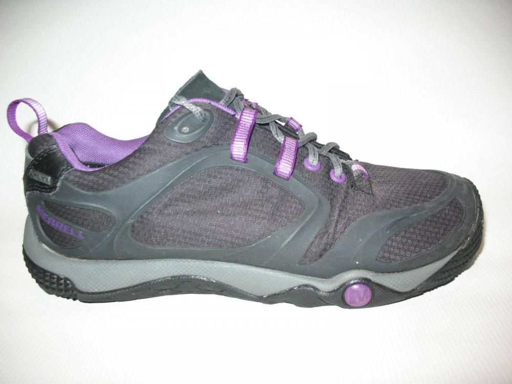 Кроссовки MERRELL proterra gore-tex hiking shoes lady (размер UK5,5/US8/EU38,5(на стопу до   250mm)) - 7