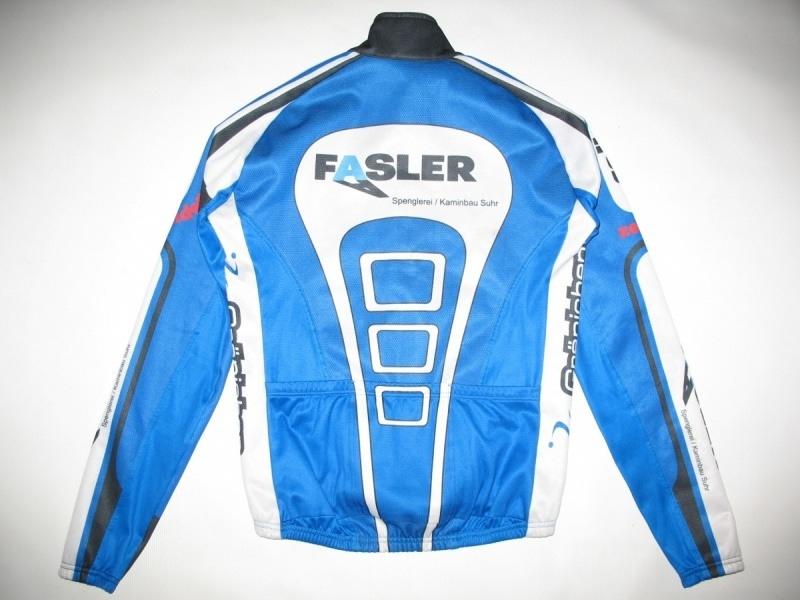 Велокуртка CUORE fasler windtex jacket (размер XS/S) - 1