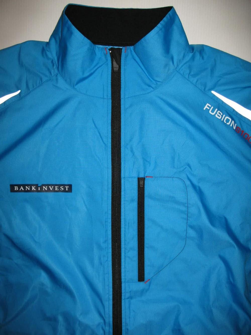 Велокуртка FUSION S100 jacket (размер L) - 3