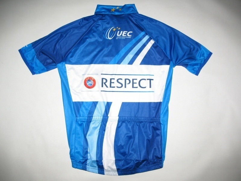 Футболка ROSTI respect bike jersey  (размер L/реально M) - 1