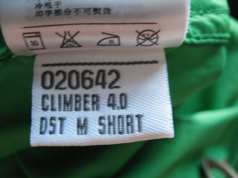 Шорты SALEWA climber 4. 0 DST La Mano shorts (размер 50-L) - 12
