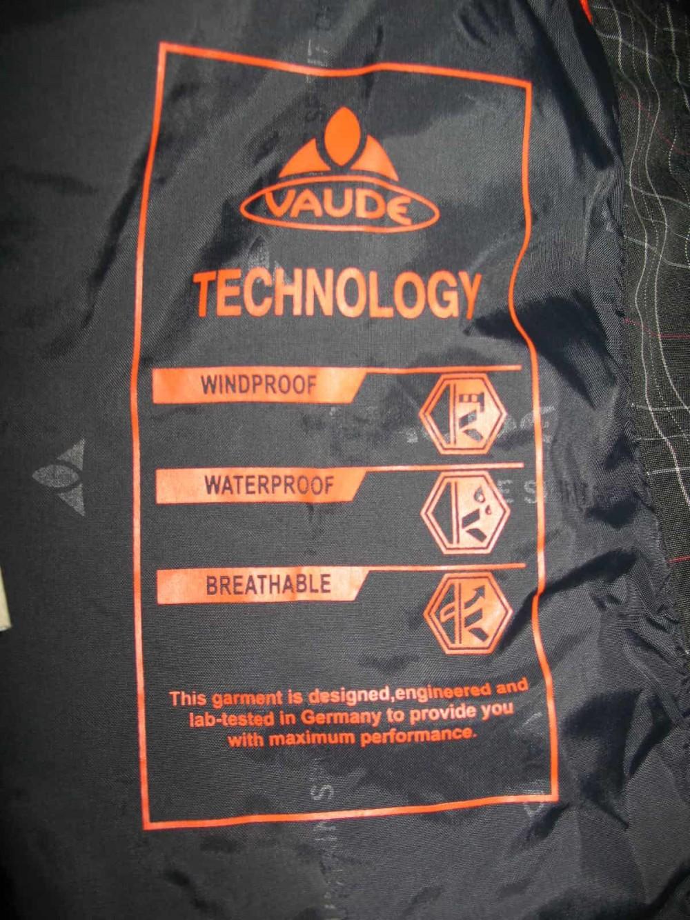 Куртка VAUDE vik jacket lady (размер 40-M/L) - 9
