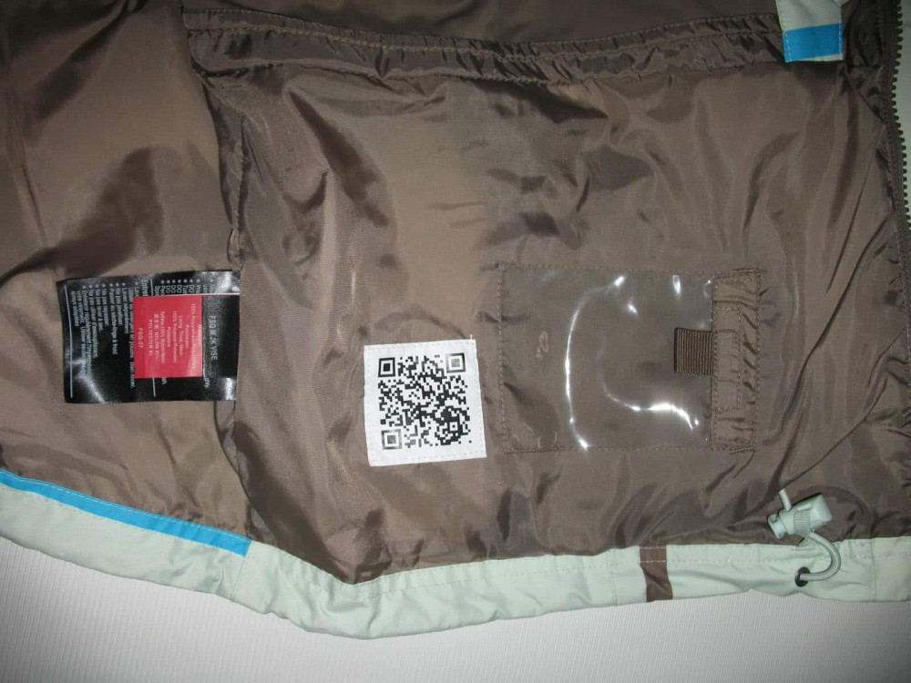 Куртка FOURSQUARE vise jacket (размер L) - 12